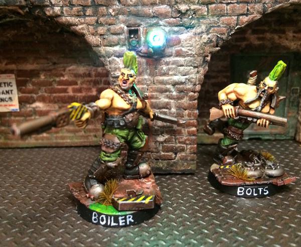 Boiler-Bolts